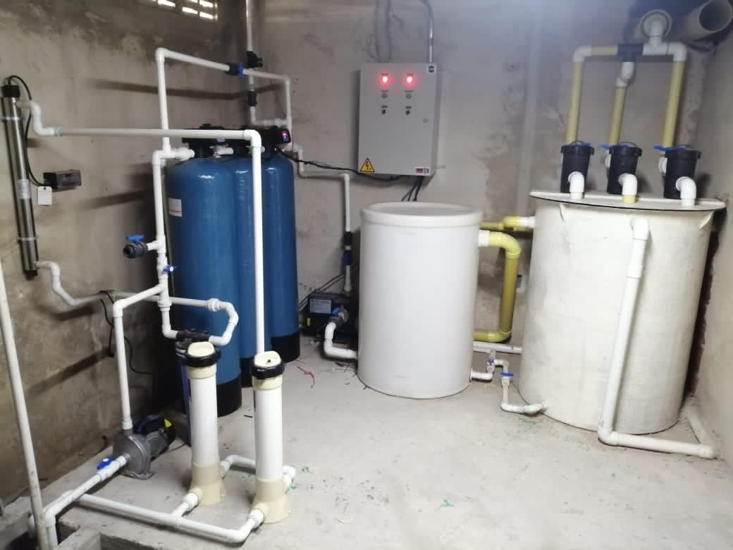 soga Sistemas de aguas